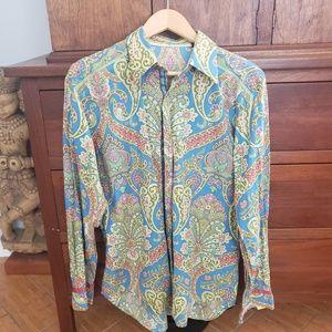 Robert Graham Medium Long sleeve dress shirt